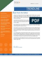 DCR Trendline June 2013 – Contingent Worker Forecast and Supply Report