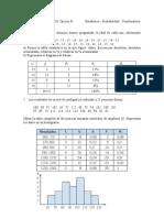 4eso Op b Estadistica Probabilidad Combinatoria Soluciones