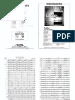 Cumparsita Brass Band sheet score