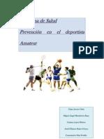 Programa de Salud Para El Deportista Amateur (1)