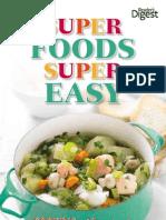 Sfse-super Foods Super Easy Ezine