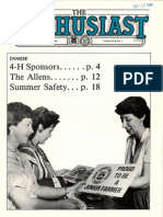 JF and 4-H Enthusiast Volume 48-Number 3 Jul-Sep 1986 - Newsletter