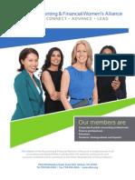 afwa member brochure final