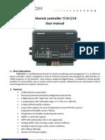 Ethernet Controller TCW121B en R3
