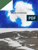 Bases Antarticas