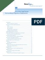 Legal Detail DocuSign