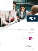 Protiviti Barom Tre Du Risk Management 2009