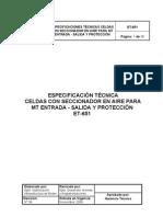 Celdas MT Codens