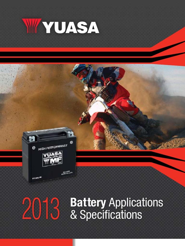 Batteria 12 V 14 AH YB14L-A2 Gel Nitro CB 750 K Four CB750K 77-78