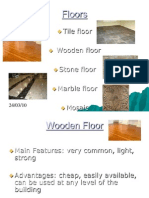 Floors - Doors