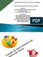 Unidad 6 Organismos Internacionales y Tratados Comerciales