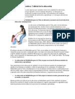 Inclusión Social Positiva y HPV