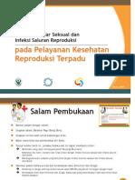 IMS Dan ISR Pada Pelayanan Kesehatan Reproduksi 1