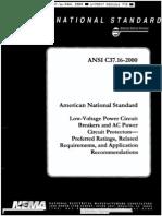 ANSI C37.16-2000