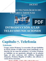Capitulo 7 telefonia