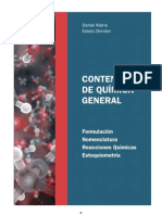 ALSINA D. y ZBIDEN E. Contenidos de Quimica General