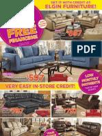 Print - Elgin Furniture Flyer 1