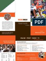 Print - OBR TriFold