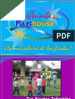 Fiestas Infantiles 2013