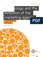 Technology and the Evolution of the Marketing Agency