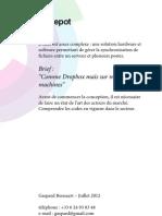 Filedepot Logo