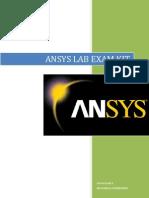 Ansys Lab Procedure and viva q's