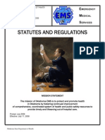 OK State EMS 2008 Rule Book