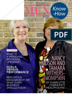 Women With Know How June 2013 Issue