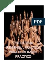 Psicologia Femenina Practica Para El Hombre Practico