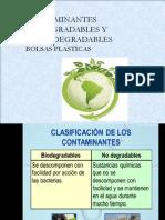 Clase Bolsas Plasticas