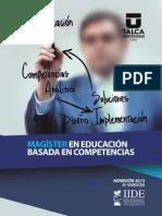 Brochure MEBC2013