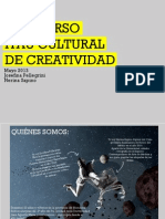 Presentación propuesta Itaú Cultural.