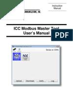 ICC Modbus Master Tool User's Manual