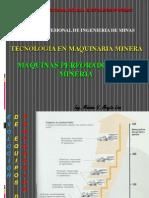 Modulo i Maquinas Perforad. en Mineria