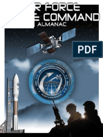 """U.S. Air Force Space Command Almanac"""