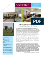 HISD Newsletter Issue 8