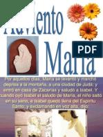 Adviento Maria
