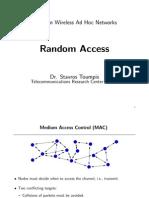 Random AccessCSMA