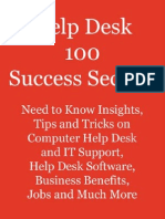 helpdesk 100 secrets
