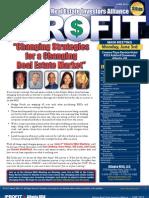 The Profit Newsletter for Atlanta REIA - June 2013