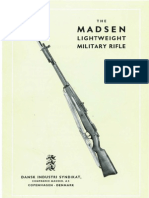 Madsen Lightweight Military Rifle Manual English