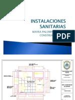 Instalaciones Sanitarias Mayra Palomino