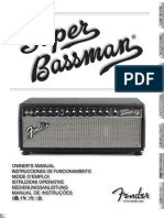 SuperBassman Manual Rev-A