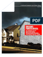 Dreams Foreclosed - The Rampant Theft of Americans' Homes Through Equity-Stripping Foreclosure 'Rescue' Scams (June 2005)