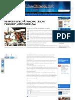 """30-05-2013 REYNOSA ES EL PATRIMONIO DE LAS FAMILIAS"""""""