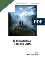 El Subdesarrollo y América Latina
