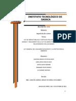 COMPARACIÓN ENTRE LA LEY Y EL REGLAMENT.docx