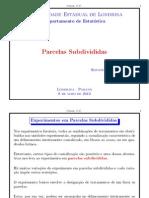 Slides 9 - Parcelas Subdivididas