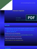 Aula - Anticorpos irregulares - pesquisa e identificação.ppt