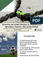 Temeperatura en Colombia
